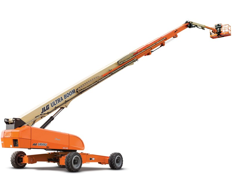 Telescopic Boom Lifts