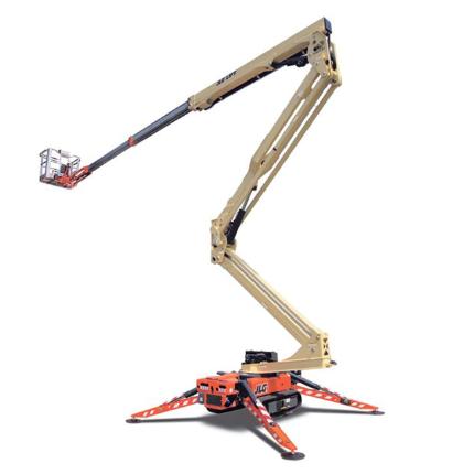 Compact Crawler Lift