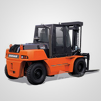 10.Industrial Forklifts