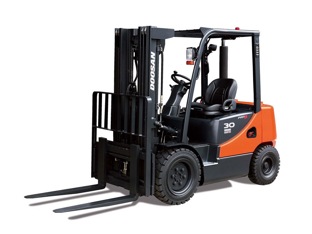 Industrial Forklifts